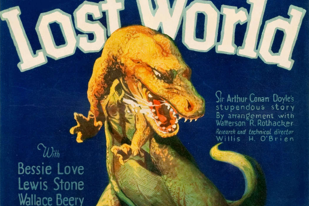 The Lost World (1925) - film poster