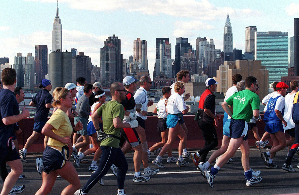 New York Marathon, 1999