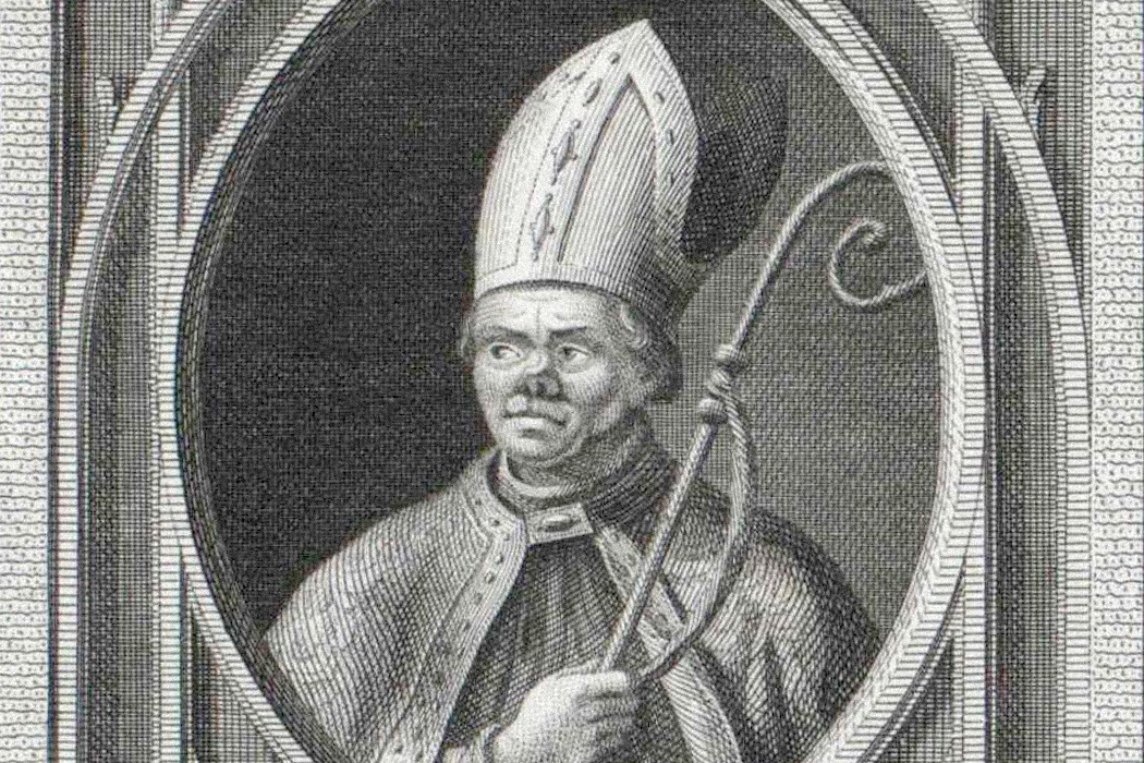 Bishop Thietmar of Merseburg