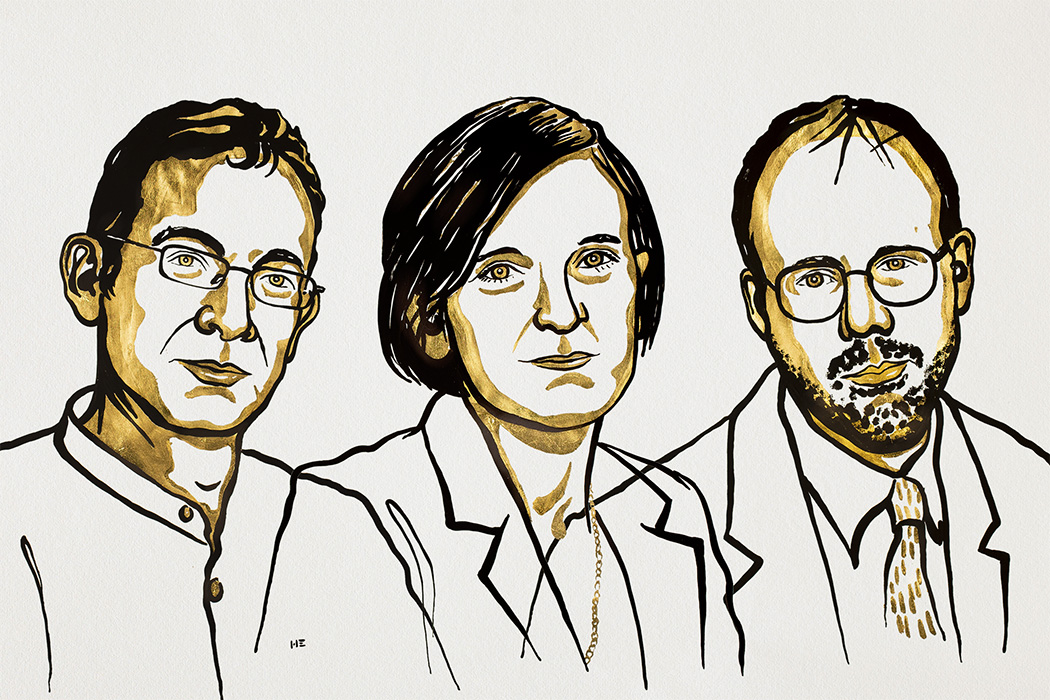 Abhijit Banerjee, Esther Duflo and Michael Kremer, 2019 Laureates in Economic Sciences