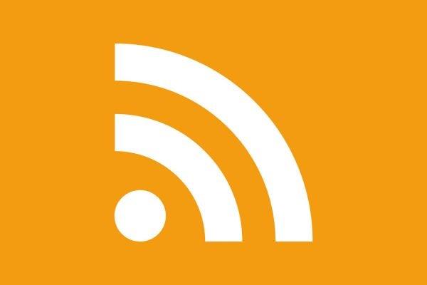 A RSS symbol