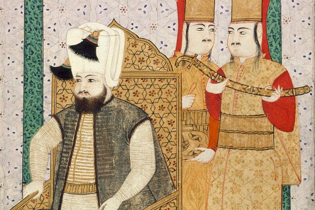 Sultan Mehmet III