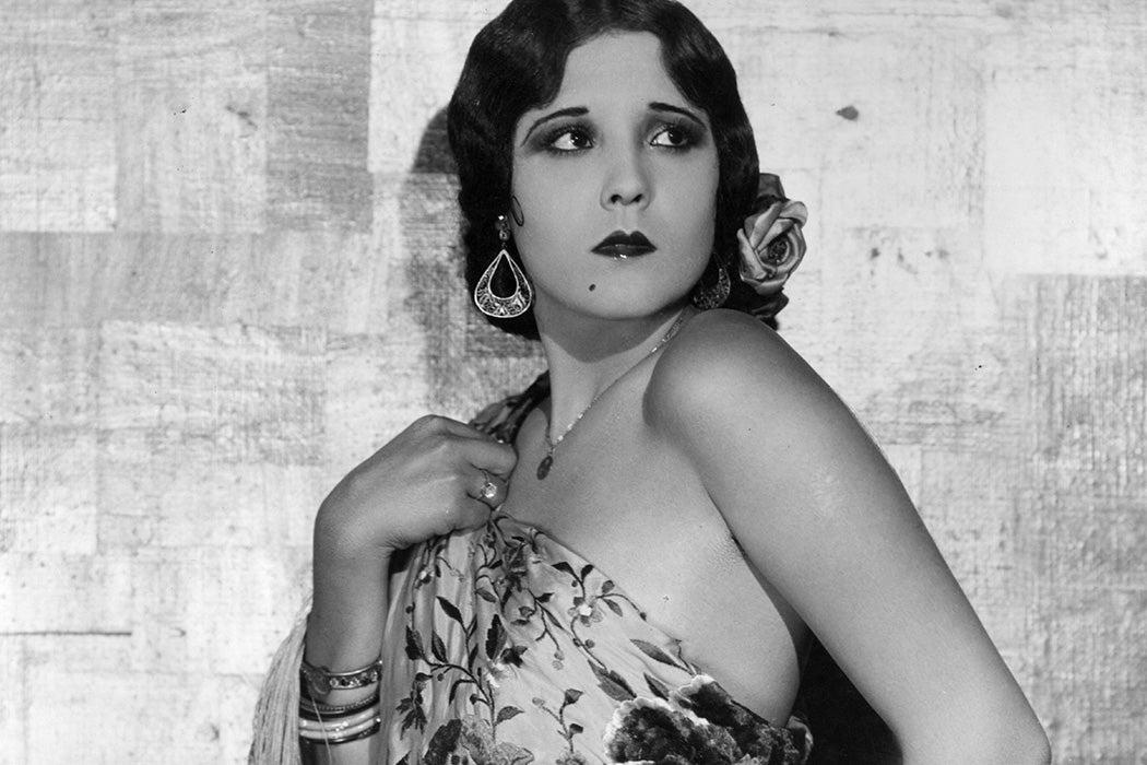 Mexican film star Raquel Torres, circa 1930