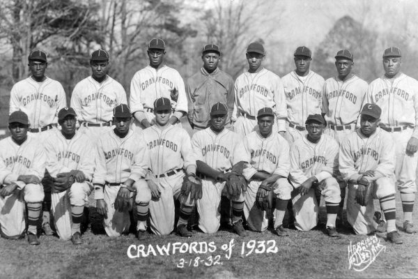 1932 Pittsburgh Crawfords