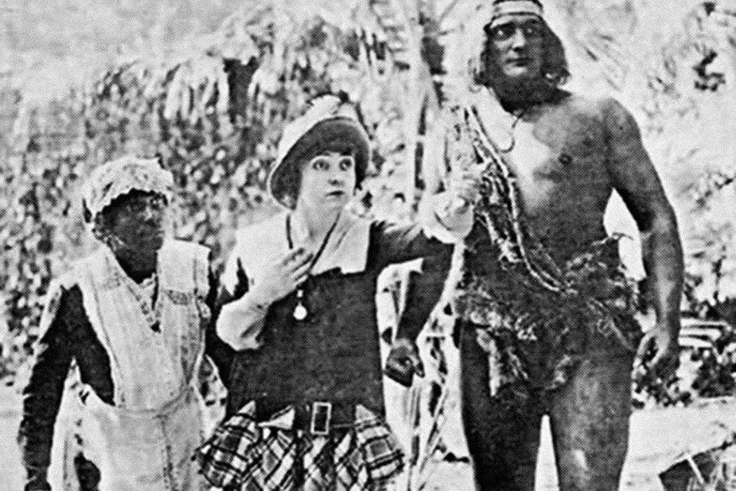 Tarzan, 1918