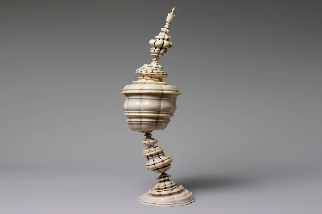 A 17th century standing cup