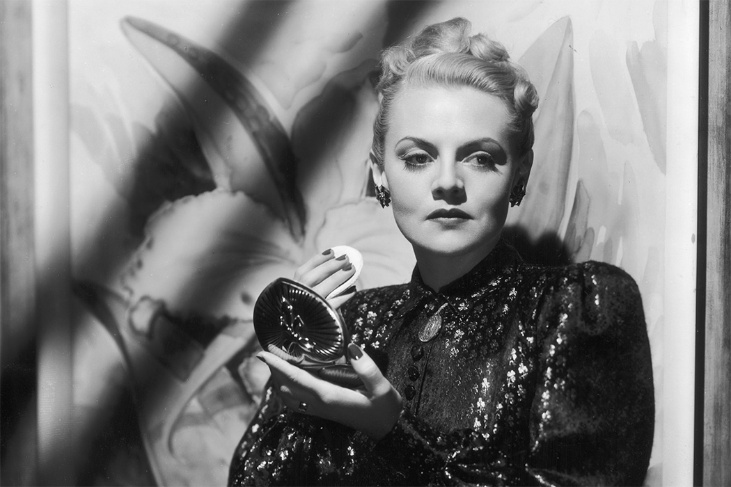 Jeanne Cagney in Quicksand