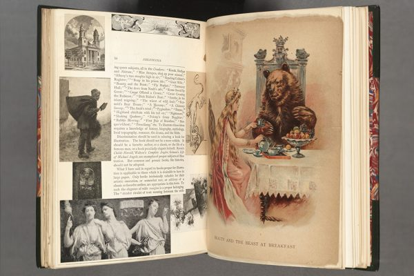 Irving Browne, Iconoclasm and Whitewash. New York, 1886. Illustrated by the author. The Huntington Library, Art Museum, and Botanical Gardens.