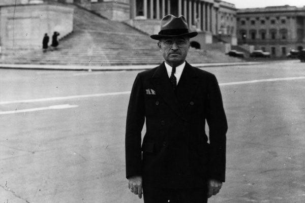 Harry Truman circa 1935