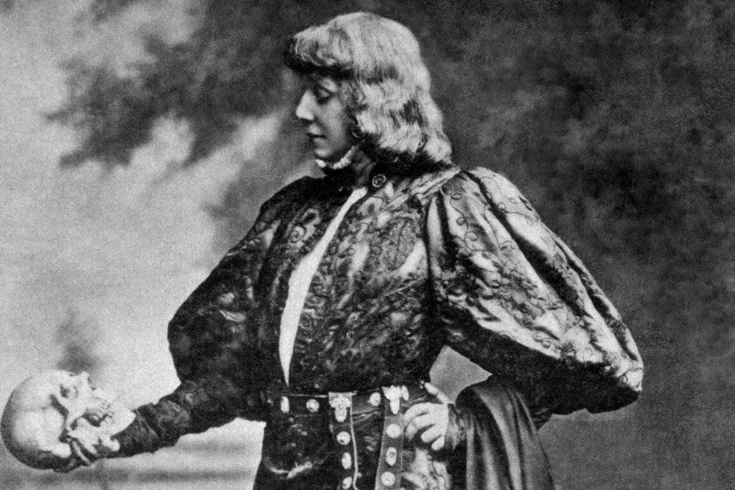 Sarah Bernhardt, 1899