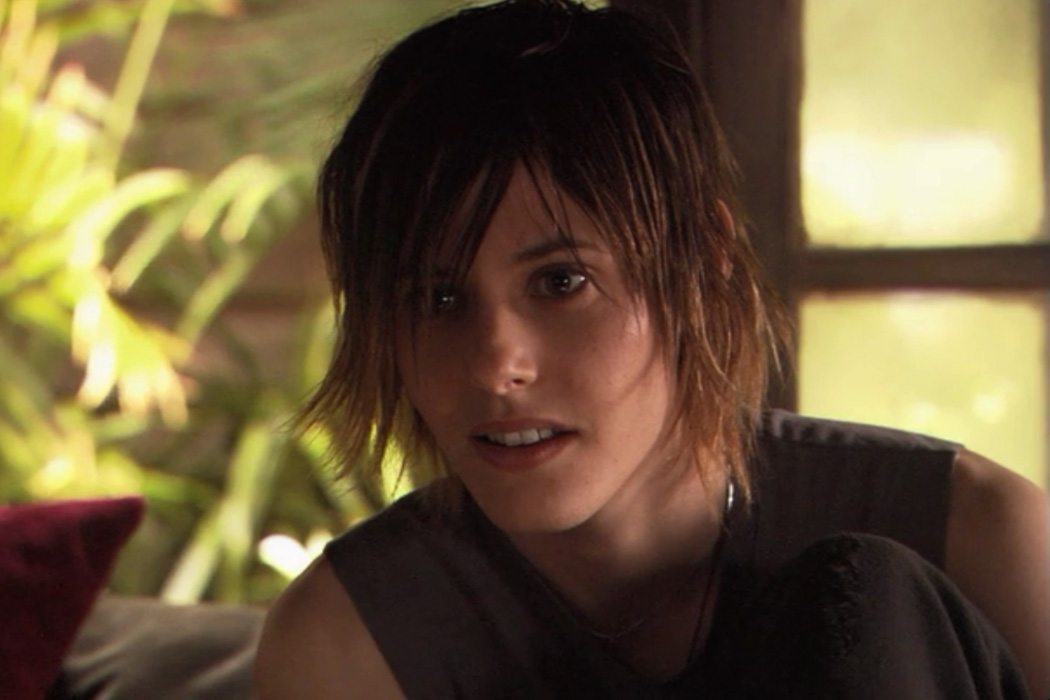 Kate Moennig in The L Word