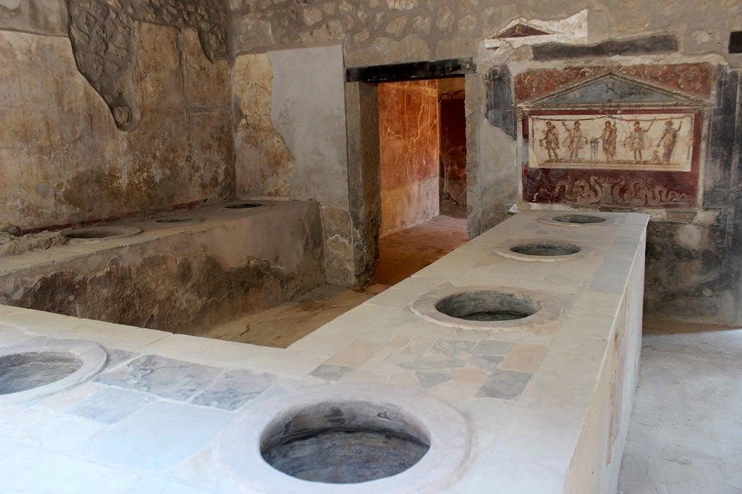 Thermopolium de Vetutius Placidus in Pompeii