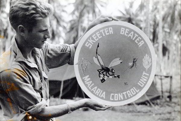 Navy Anti-Malaria Unit, Guadalcanal, circa 1942