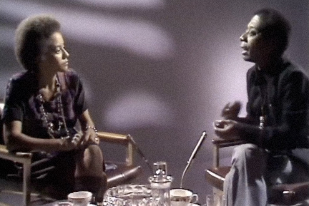 James Baldwin and Nikki Giovanni on SOUL!, 1971