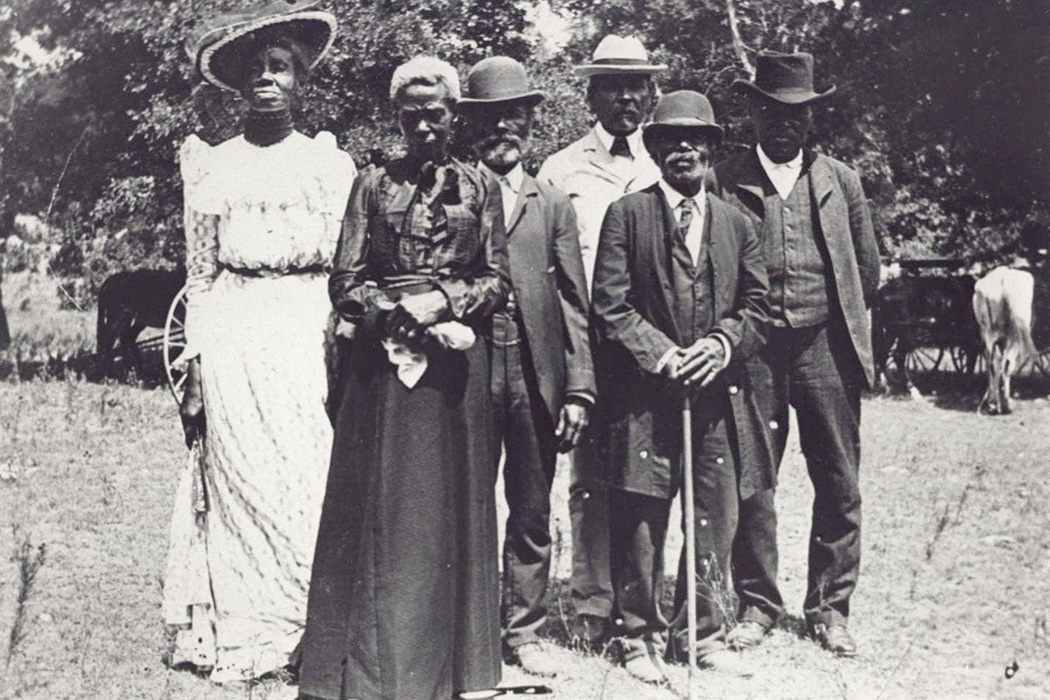 Juneteenth Emancipation Day Celebration, June 19, 1900, Texas by Mrs. Charles Stephenson