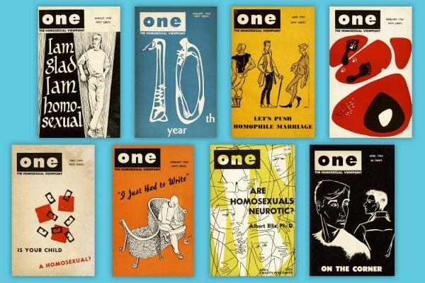 One Magazine Covers