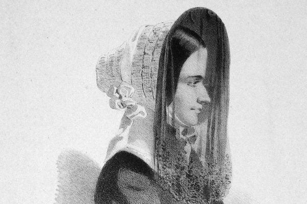 Marie Lafarge, c. 1850