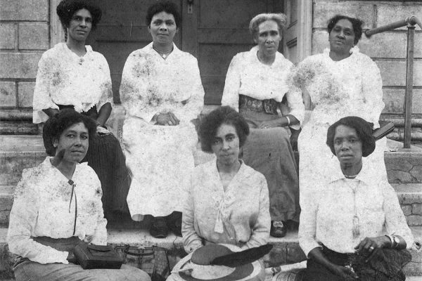 City Federation of Colored Women's Clubs of Jacksonville, State Meeting, Palatka, Florida