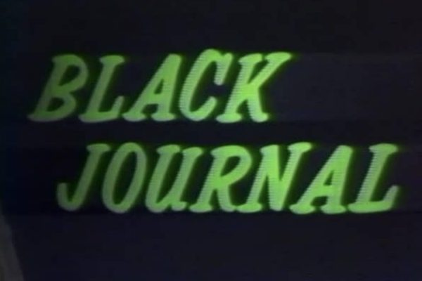 The title card from an episode of Black Journal