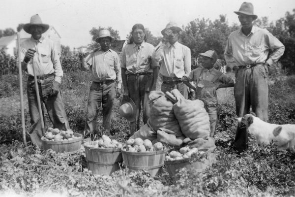 Pine Ridge Indian Reservation, 1941