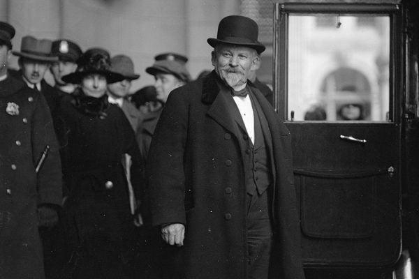 Dr. Emile Coue, 1923