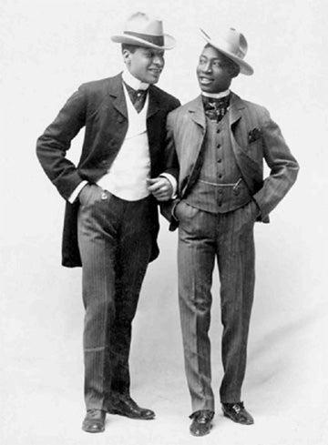 George Walker and Bert Williams