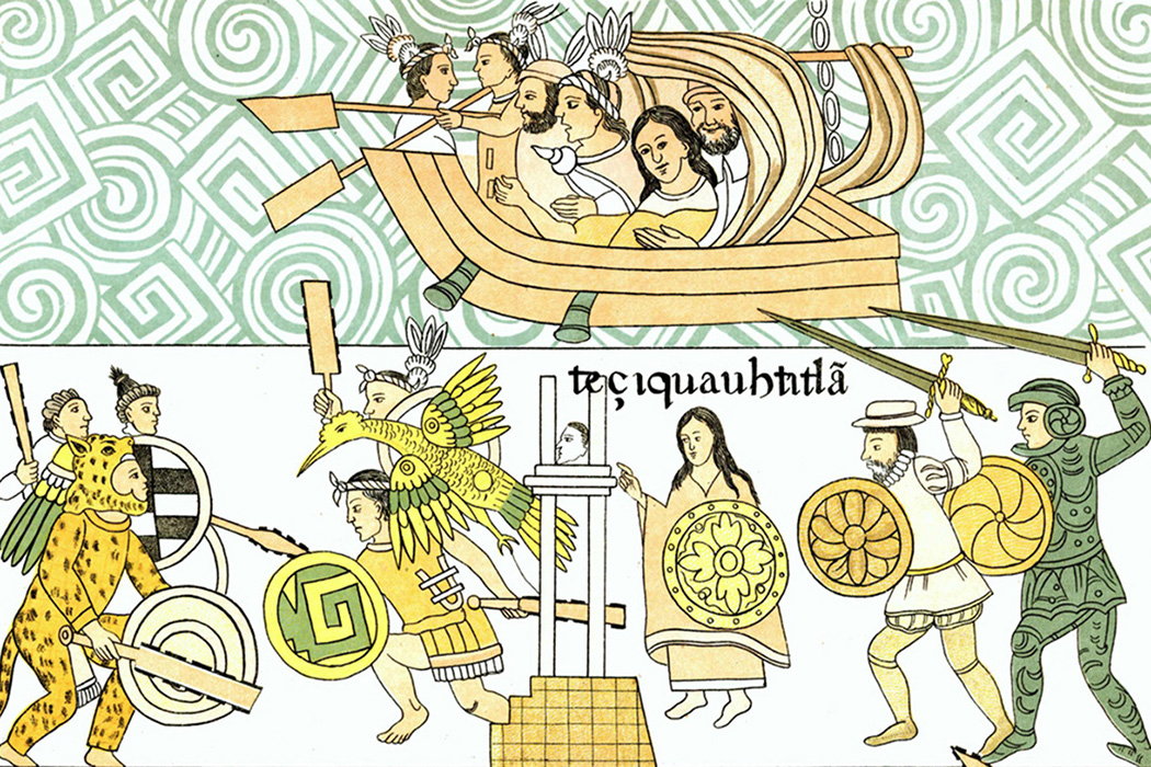 How Aztecs Reacted To Colonial Epidemics Jstor Daily