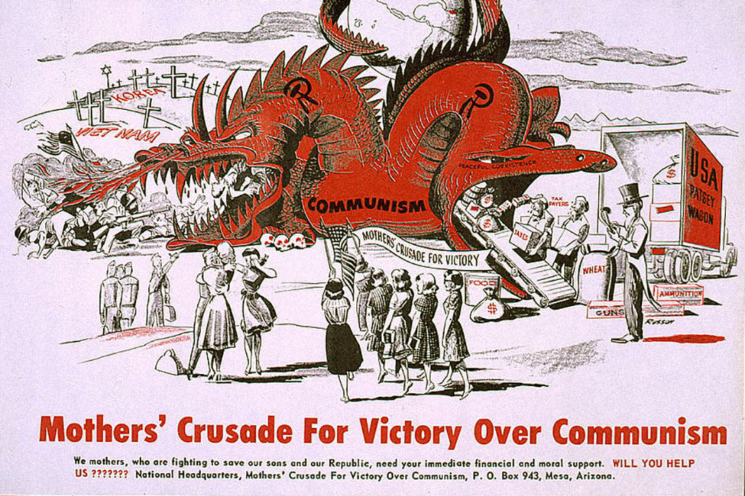 Mothers' Crusade for Victory over Communism