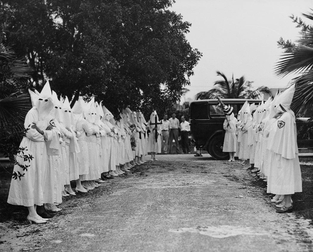Ku Klux Klan members