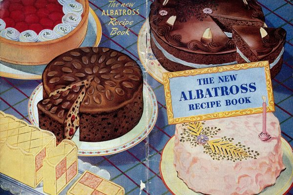 New Albatross recipe book