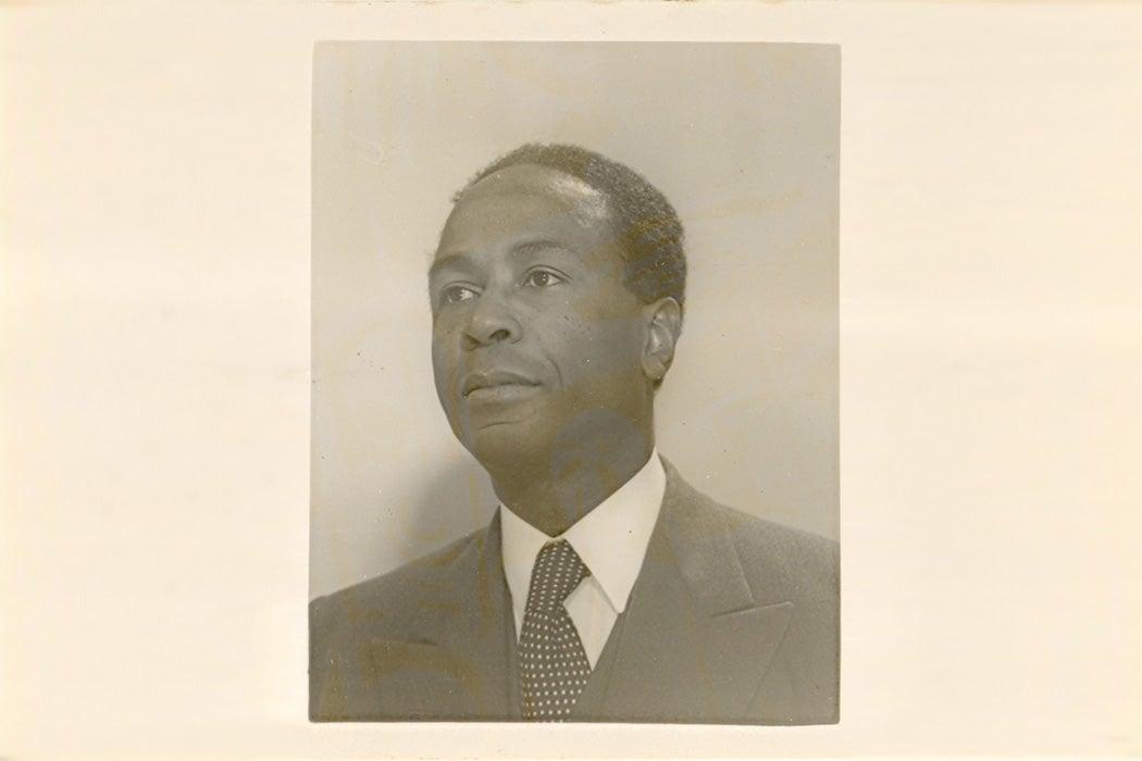 George Padmore, ca. 1950