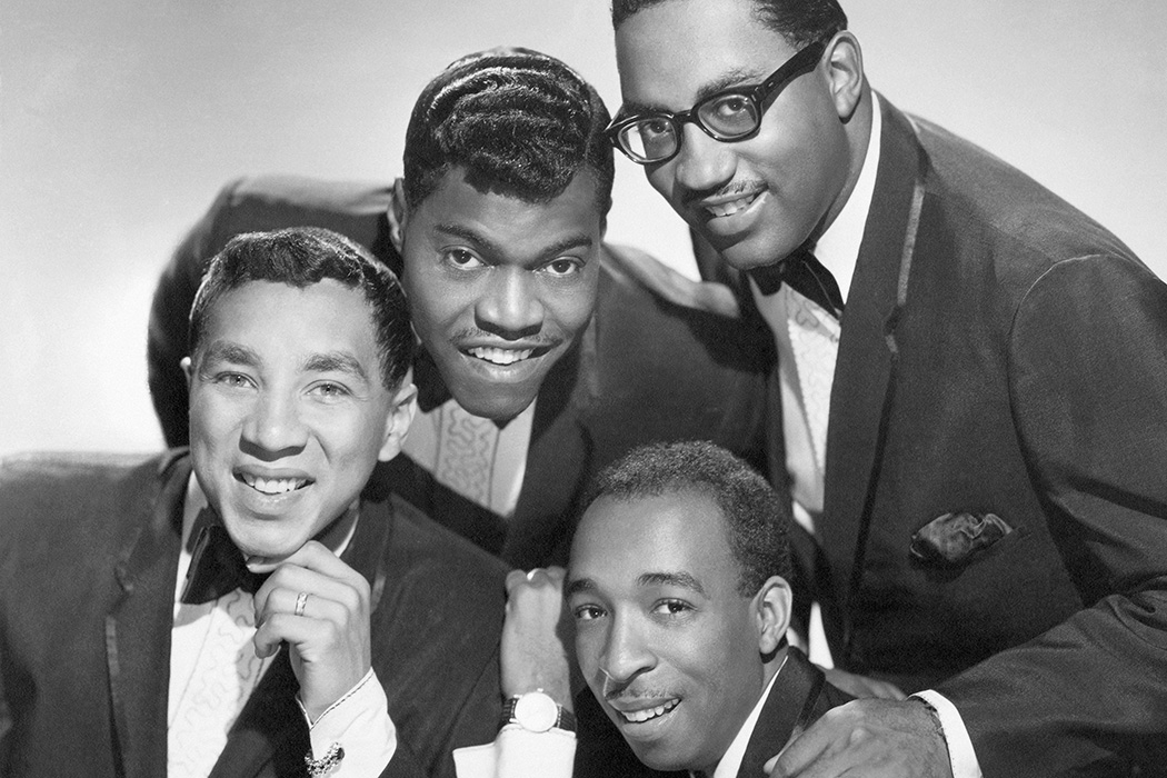 Smokey Robinson and The Miracles Clockwise from left: Smokey Robinson, Pete Moore, Bobby Rogers, Ronnie White.