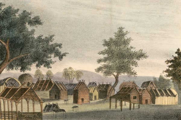A seminole town