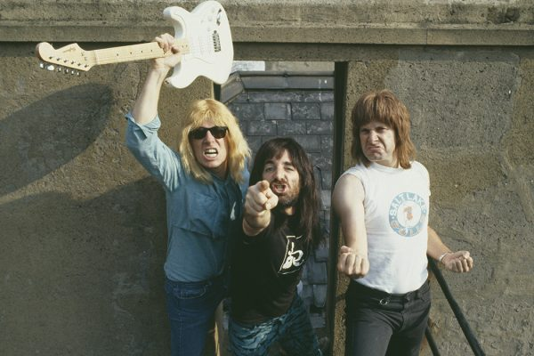 Parody English heavy metal band, Spinal Tap