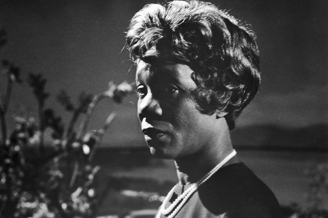 "Photograph: Beah Richards in a still from the film, ""Guess Who's Coming To Dinner."""