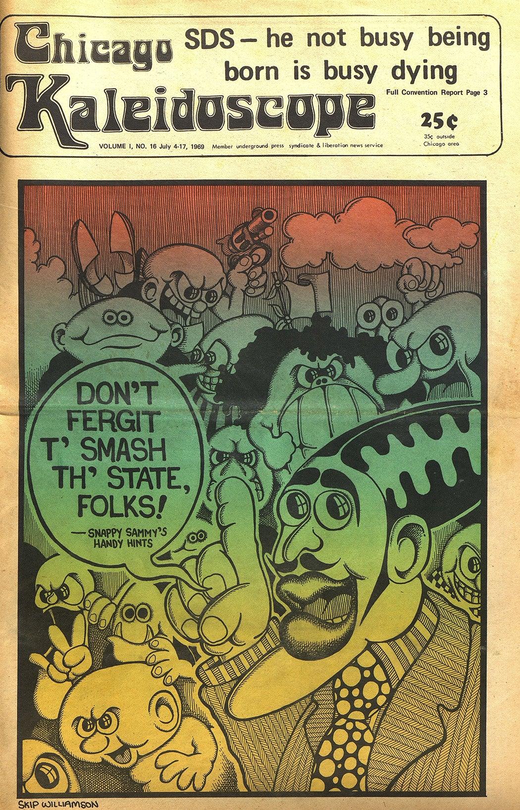 Kaleidoscope Chicago, July 4-17, 1969