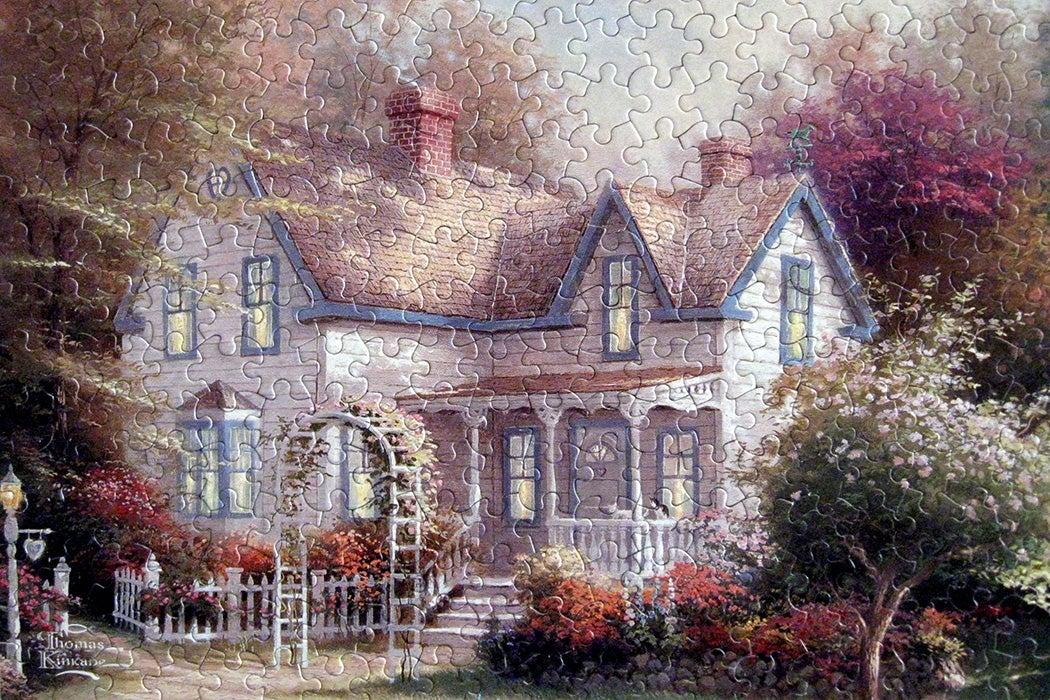 A Thomas Kinkade puzzle