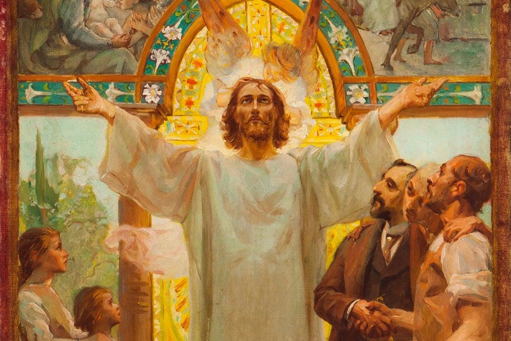Jesus by Veloso Salgado