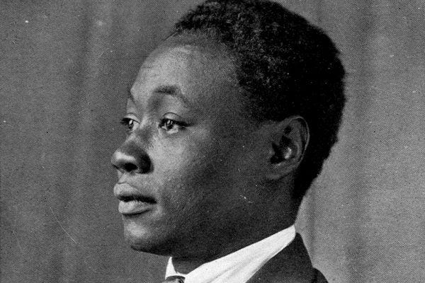 Claude McKay, 1920