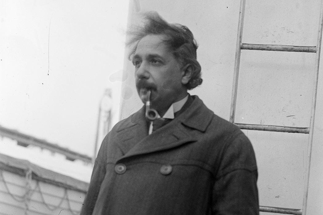 Albert Einstein c. 1920
