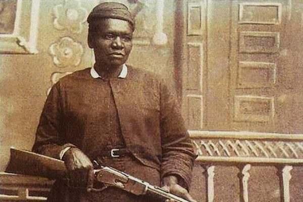 Mary Fields c. 1895