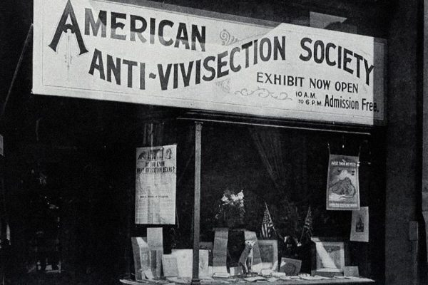 American Anti-Vivisection Society 1909