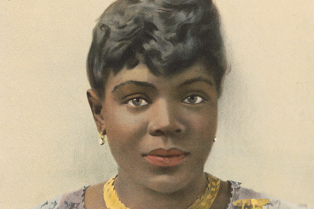 Matilda Sissieretta Jones, known as Black Patti