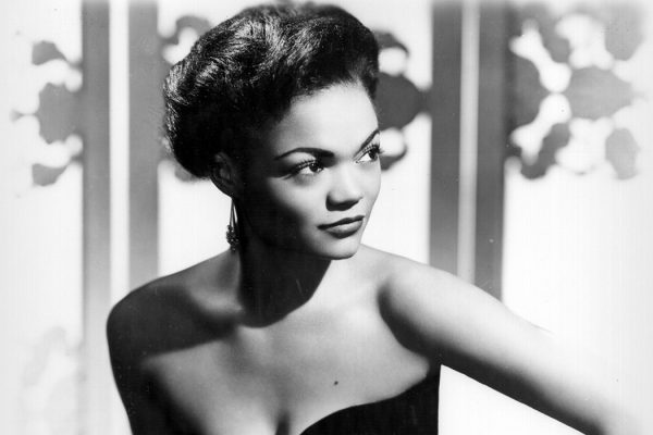 Photograph: Eartha Kitt  Source: Michael Ochs Archives/Getty