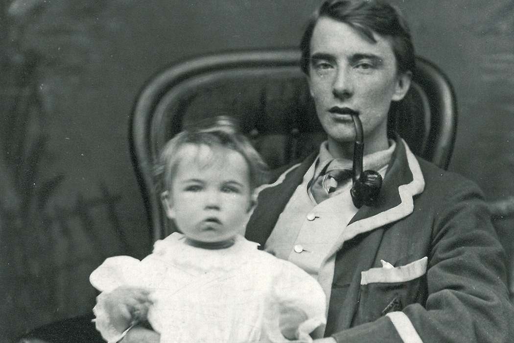 British War Poet Edward Thomas   JSTOR Daily
