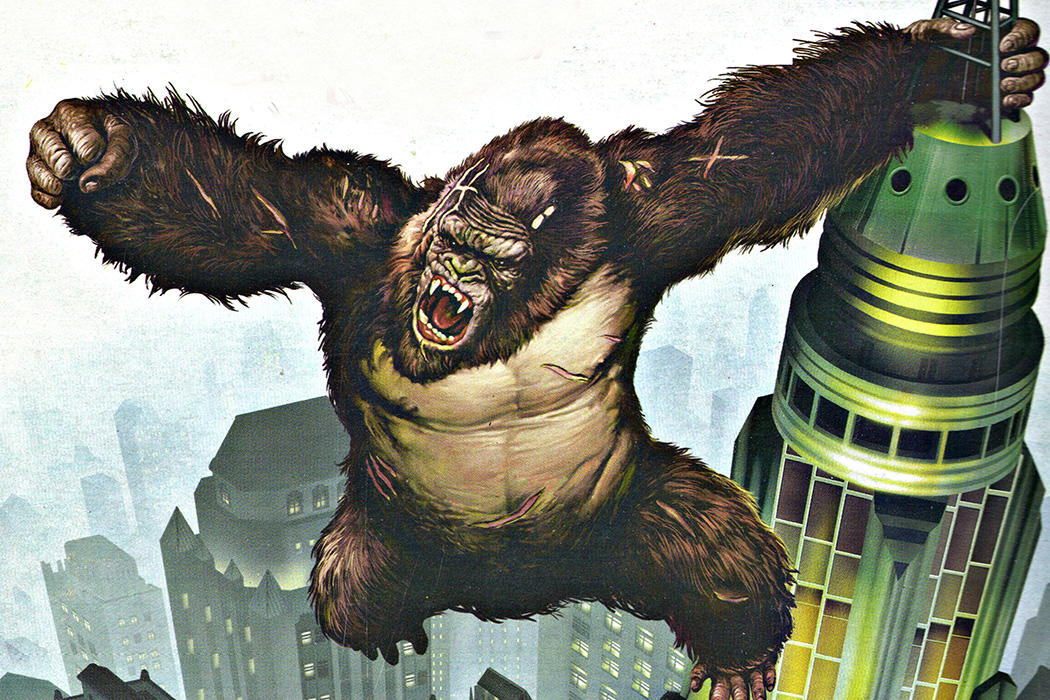 King Kong, Mole Rats, and the Mark of the Beast | JSTOR Daily