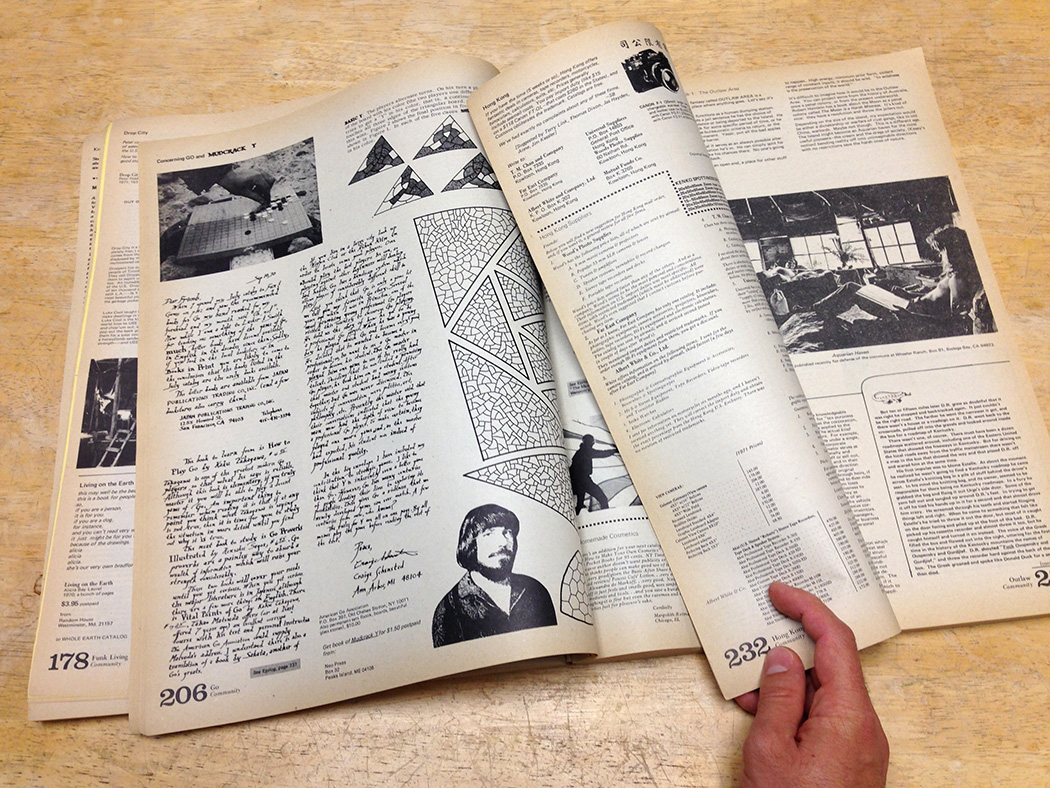 Whole Earth Catalog, 1975