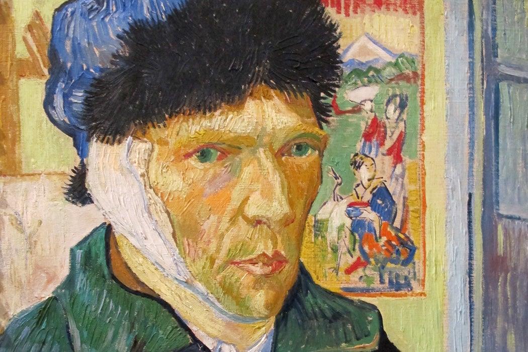 Vincent van Gogh, 1889