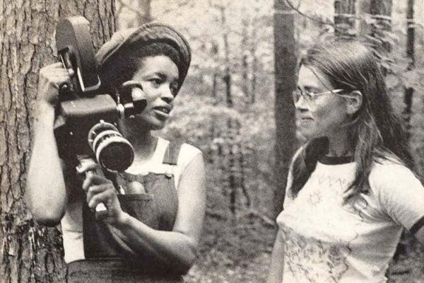 Jessie Maple (left) and Louise Tiranoff (right)