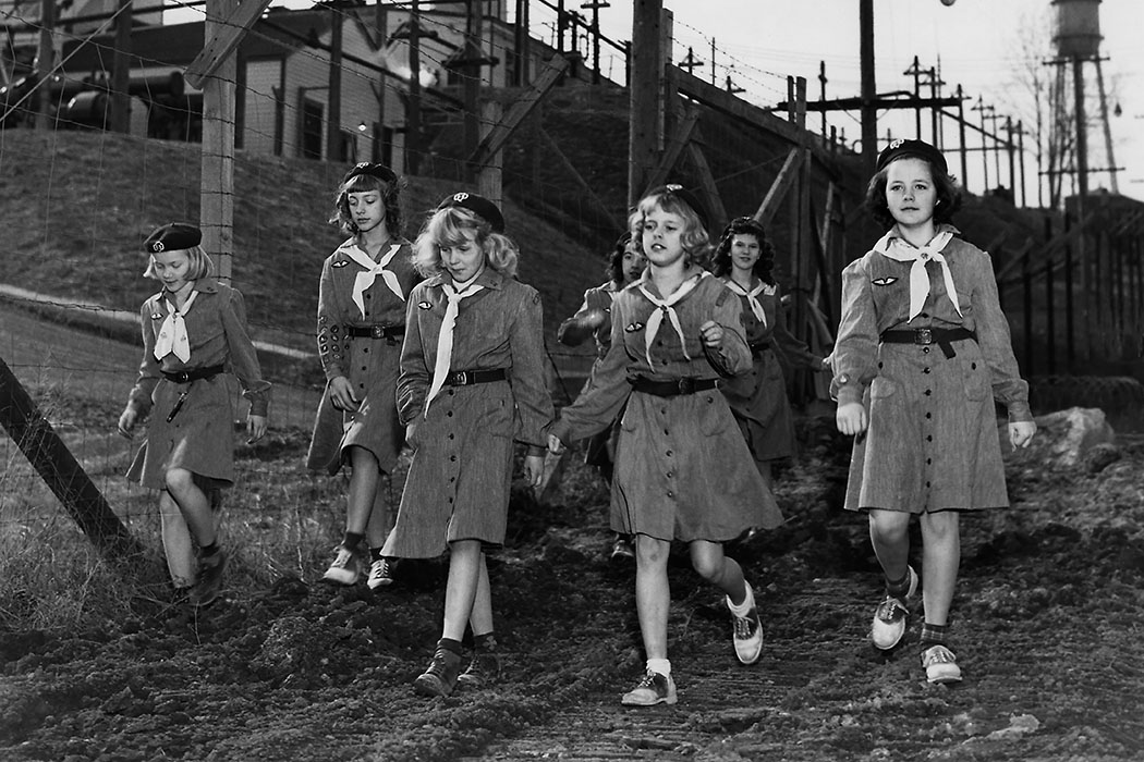 Girl Scouts, 1951